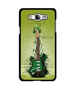 Crazymonk Premium Digital Printed Back Cover For Samsung Galaxy On 7