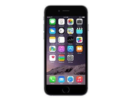 日本正規品 SIMフリー iPhone 6 Plus アップル Apple 5.5インチ (128GB, スペースグレイ)