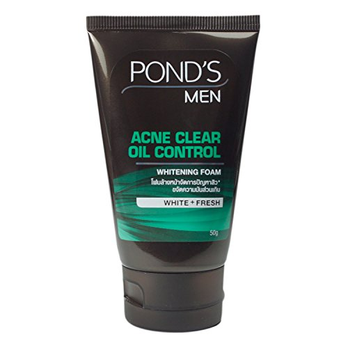 ponds-men-acne-oil-control-whitening-face-wash-50g