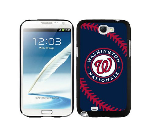 MLB Washington Nationals Samsung Galalxy Note 2 7100 Case at Amazon.com