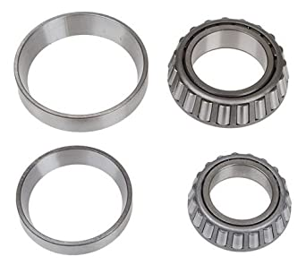 amazon com front wheel bearing ford 3400 3500 3550 4120 ford 4000 tractor front wheel bearings 8n ford tractor front wheel bearing replacement