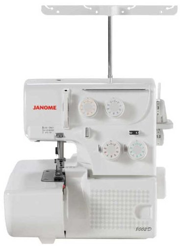 Janome 8002D Serger (Janome Travel Sewing Machine compare prices)
