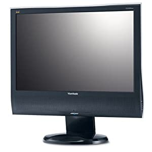 ViewSonic VG1930wm 19-inch Widescreen LCD Monitor