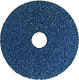 PKE Pro.Spec Zirconium Fibre Disc 115 x 22mm 36 Grit [Bulk Pack of 30] [+F6]