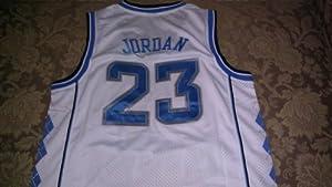 Michael Jordan North Carolina Wht #23 Jersey Sz 44 Small by NCAA