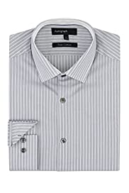 Pure Cotton Rope Striped Shirt [T11-0977A-S]