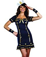Dreamgirl Costumes Women's Sailor Honey
