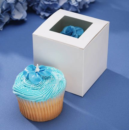 Cupcake Boxes With Window