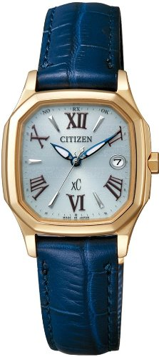 [シチズン]CITIZEN 腕時計 xC クロスシー  Eco-Drive エコ・ドライブ 電波時計 Perfex搭載 XCB38-9204 レディース