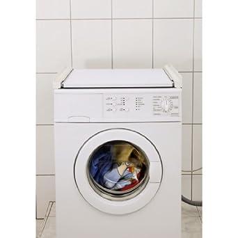 xavax zwischenbaurahmen f r waschmaschinen trockner mit ausziehplatte dc39. Black Bedroom Furniture Sets. Home Design Ideas