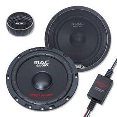 Mac Audio Pro Flat 2.16 - ultraflacher 2-Wege Kompo Einbaulautsprecher von Mac Audio auf Reifen Onlineshop