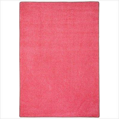 "Modern Times Harmony Dark Pink Rug Size: 2'1"" x 7'8"""