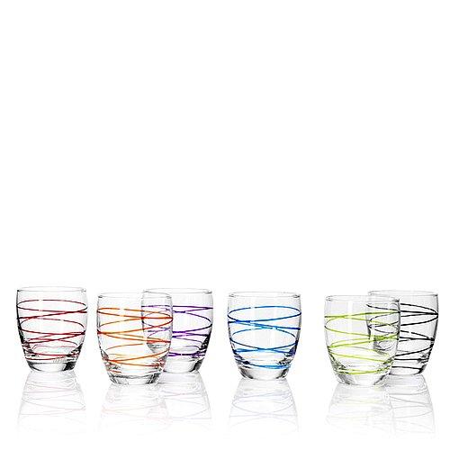 montana-lot-de-6-verres-motif-spirale-couleurs-assorties