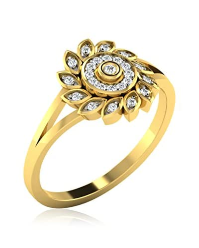 Jewellery of India Ring gelbgold