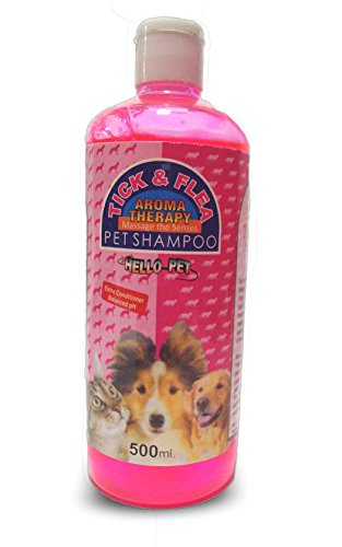Super Dog Tick And Flea Shampoo With Extra Conditioner 500 Ml