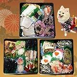 ■送料無料■愛犬用おせち 重箱入り3段 16品目【予約受付中】 犬用お節料理【犬用手作り食品】