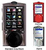 Ectaco NTL-2PG iTRAVL English-Portuguese Talking 2-way Language Communicator & Dictionary Gray