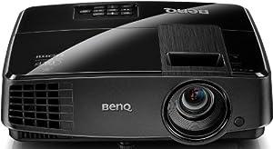 BenQ MS521P Vidéoprojecteur 1600 x 1200 DLP VGA/S-Video/HDMI 270 W Noir