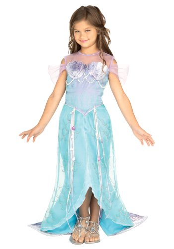 Mermaid Princess Kids Costume