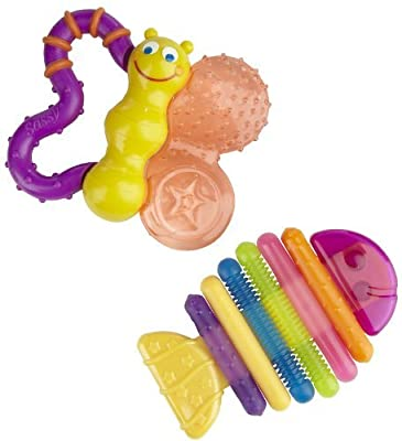 Sassy Teether Value Pack by Sassy