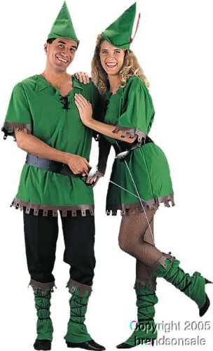 Adult Men's Robin Hood Halloween Costume (X-Large)