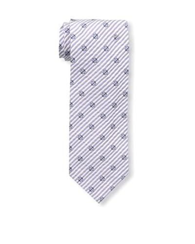 Daniel Dolce Men's Captain's Wheel Tie, Lavender