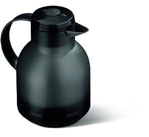 Emsa by Frieling Samba Quick Press 4 Cup Carafe Color: Black