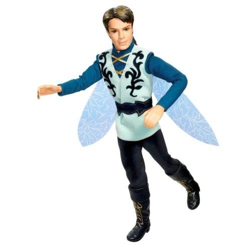 Barbie Mariposa Prince Doll