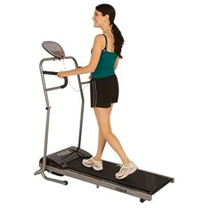 Buy ProGear 350 Space Power Walking Electric Treadmill with Heart Pulse Sensors by ProGear
