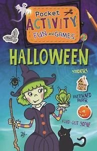 Pocket Activity Fun and Games: Halloween Pocket Activity Fun and Games :...