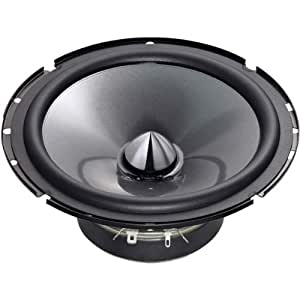 Clarion Mobile Electronics SRQ1722S 6 3/4-Inch 2-Way Component Speaker System