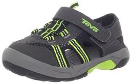 Teva Omnium C Pull-On Boot (Toddler/Little Kid),Black,8 M US Toddler