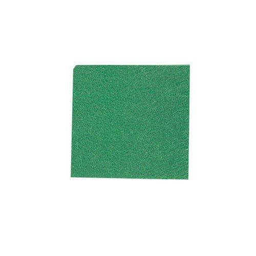 カラー純銀箔 #617 青竹色 3.5㎜角×5枚