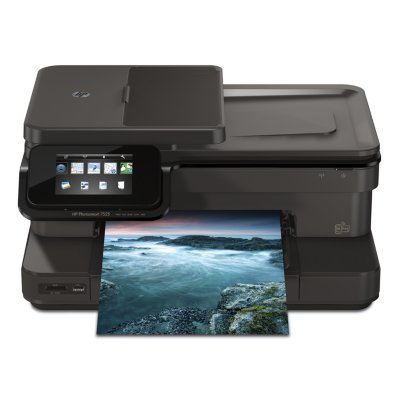 HP Photosmart 7525 eAllinOne Inkjet Printer Picture