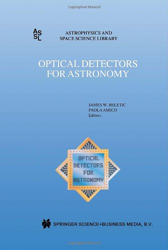 Optical Detectors for Astronomy : Proceedings of an ESO CCD Workshop held in Garching, Germany, October 8-10, 1996
