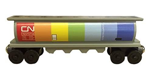 canadian-national-rainbow-gray-cylinder-hopper-wooden-toy-train-by-whittle-shortline-railroad