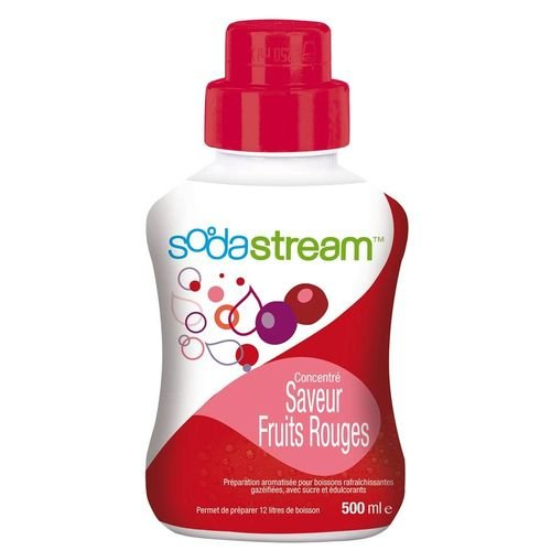 SodaStream 500ml Sparkling mixer - Red Berry Mix (single)