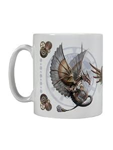 Exclusive Anne Stokes Clockwork Dragon Mug