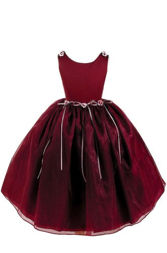 Holiday Dresses Girls front-930827
