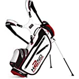 Sun Mountain Golf 2014 H2NO Lite Stand Bag White/Red/Black