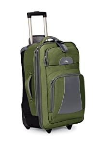 High Sierra EL101-611 25-Inch Wheeled Upright El Series Luggage (Amazon/Tungsten)