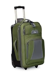 High Sierra EL101-611 25-Inch Wheeled Upright El Series Luggage (Amazon/Tungsten)