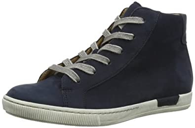 Gabor Shoes Gabor 83.123.16 Damen Sneaker, Blau (nightblue), EU 35.5 (UK 3) (US 5.5)