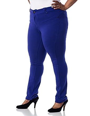 Lanebryant Plus Sized Women's Jeggings Purple 14
