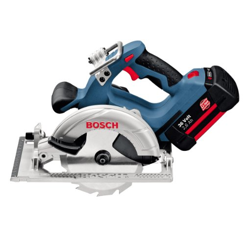 Bosch Professional GKS36V LI 36V Cordless Li Ion Circular Saw Body Only