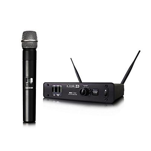 Line 6 Xd-V55 Digital Wireless System With Handheld Transmitter