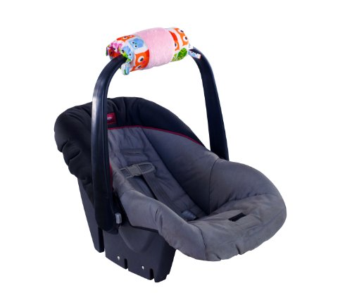 itzy ritzy wrap infant car seat handle cushion hoot discontinued by manufacturer baby toddler. Black Bedroom Furniture Sets. Home Design Ideas