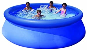 Summer Escapes Quick Set Ring Pool, 8-Feet by 30-Inch (Discontinued by Manufacturer)