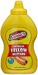 Abbies Squeeze Mustard, 397g