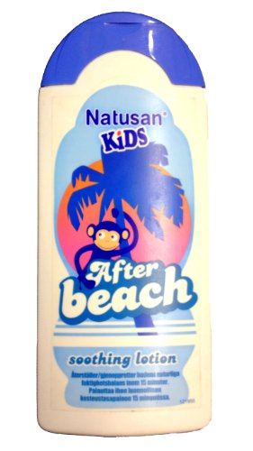 Natusan Kids After Beach Soothing Lotion